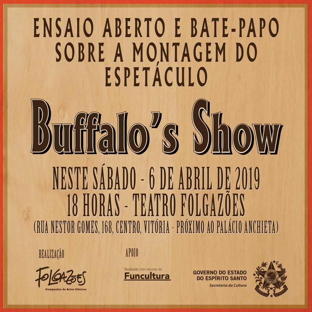 Buffalo's Show - Folgazões